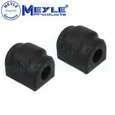 2x Meyle Anti Roll Bar Bushes Rear Axle Left and Right (Inner) No: 300 335 5107