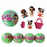 1PC LOL Surprise Ball Doll Lil Outrageous Blind Mystery Christmas Toys for Kids