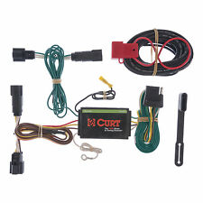 CURT Custom Vehicle-to-Trailer Wiring Harness 56120 for 2011-2014 Ford Edge
