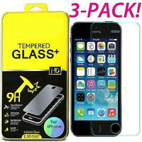 Premium Real Tempered Glass Film Screen Protector for Apple iPhone 6S 7 5 d6