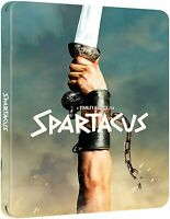 SPARTACUS 4K UHD STEELBOOK / REGION FREE / PRE-SALE / WORLDWIDE SHIPPING