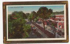 India, State Departure, Delhi Postcard, B230