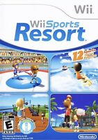 Wii Sports Resort - Nintendo  Wii Game