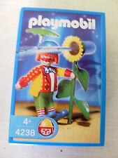 PLAYMOBIL PAYASO CON spritzblume 4238 NUEVO Y EMB. orig. circo Girasol