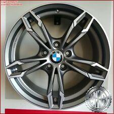 DEA MAD 4 CERCHI IN LEGA NAD DA 18 ET34 BMW SERIE 5 F10 11 FUTURA LUXURY ITALY