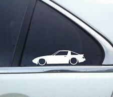 New RE AMEMIYA Logo Windshield Hatch Decal Vinyl Sticker JDM Mazda RX7 Rotory
