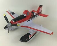 "Disney Planes Fire Rescue Blastin' Dusty Talking Airplane 13"" Thinkway Toys"