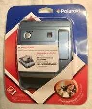 Polaroid One600 Classic Blue Instant Film Camera - NEW FACTORY SEALED