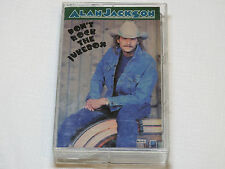 Alan Jackson Don't Rock the Jukebox 1991 Cassette Tape Artista Records