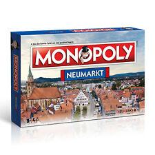 Monopoly Neumarkt Cityedition Stadtedition Spiel Gesellschaftsspiel Brettspiel