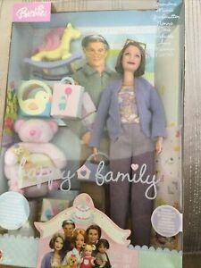 Barbie Happy Family Grandma Mamie New Sealed