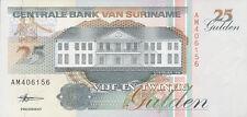 Surinam / Suriname 25 Gulden 1998 Pick 138