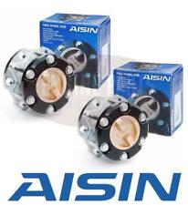 2 x GENUINE AISIN FREE WHEEL HUBS FOR TOYOTA 75 76 78 79 105 SERIES LANDCRUISER