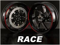 Pegatinas para llantas RACE Ducati Panigale 899 959 1199 Corse S R 1100 V4