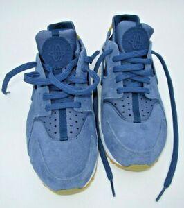 Nike Air Huarache Rub size 6.5w Blue/White AA0524-400
