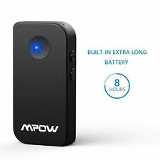 Mpow Wireless Bluetooth Receiver 3.5mm Aux Audio Stereo Music Receiver Adapter