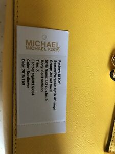 michael kors bag new with tags
