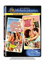 Beach Blanket Bingo / How to Stuff a Wild Bikini (Midnite Movie... Free Shipping