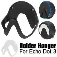Wall Mount Hanger Holder Stand Bracket For Amazon Echo Dot (3rd Gen) Speaker