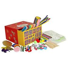 Mister Maker CIL88801 Doodle Drawer Bumper Arts And Crafts Box Set - New