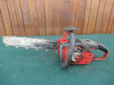 "Vintage HOMELITE SUPER MINI  Chainsaw Chain Saw with 15"" Bar"