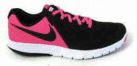 NIKE FLEX EXPERIENCE 5(GS) YOUTH SHOE 844991-600 SIZE 3.5Y BLACK / PINK BLAST