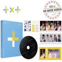 TXT The Dream Chapter: STAR CD+Photobook+Photocard+Transparent Card+Sticker Pack