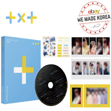 TXT The Dream Chapter: STAR CD+Photobook+Photocard+Transparent Card+Sticker Pack