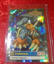 Bandai Digimon Trading Card 23 of 32 Zudomon Holo