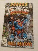 The Adventures of Superman #1 1987 Annual DC Comics