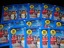 Champions League 2020/2021 New closed 50 packs stickers 50 sachets