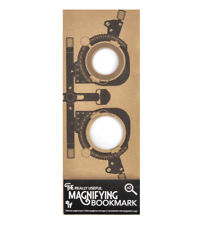 Optician - The Really Utile Loupe Marque-Page x2 Grossissement