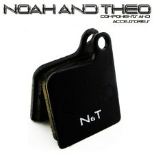 Noah And Theo N&T Giant MPH 2 and MPH 3 Semi Metallic Disc Brake Pads