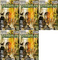 Talisman: Road of Trials #0 (2009-2010) Del Rey Comics - 5 Comics