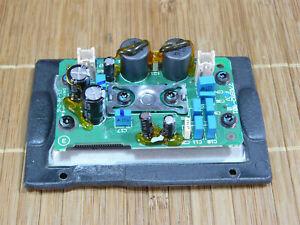 BOSE SOUNDDOCK IPOD DOCK STATION PARTS: POWER AMPLIFIER BOARD.