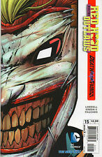 Red Hood & The Outlaws #15 - New 52 Death Of The Family - 2013 (High Grade)