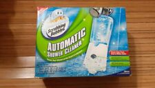 New Scrubbing Bubbles Automatic Shower Cleaner 2 Bottles Cleaner + Bonus Caddy