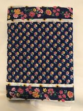 Vera Bradley Rare Retired Royal Book Cover