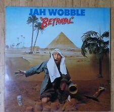 """JAH WOBBLE (PiL) Betrayal 12""""-Maxi/U.K."""