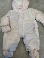 Bebé Niña ARMANI Traje para nieve 1 meses
