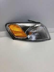 New TO2531126C DEPO Passenger Side Corner Light for Toyota Camry 1997-1999