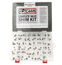 HCSHIM01 Hot Cams Valve Shim Kit 7.48mm OD Motorcycle MX Dirt Bike 141 Shims