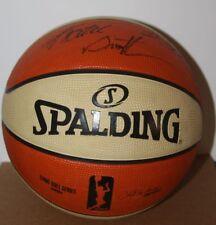 Katie Smith signed Lynx Shock Mystics Storm Liberty WNBA Basketball
