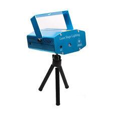 Mini Projektor R & G DJ Bühnenlicht Laser Disco Licht Party Laser Beleuchtung Sh