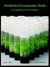 Orchid seed germination media book orchid flasking