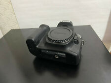 CANON EOS 80D 24MP DIGITAL SLR CAMERA - Very Low Usage - EOS80D