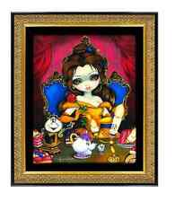 Disney WonderGround Gallery Beauty And The Beast Belle's Enchantment Le Giclee