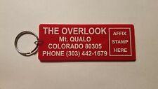 The Shining Keychain Overlook Hotel Keychain Room 237 Kubrick Inspired