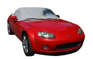 Mazda Miata MX5 Mk3 Convertible Soft Top Roof Half Cover - 2006 to 2015 RP121G