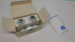 NOS Campagnolo Record Cart Bottom Bracket NIB English 70mm BB-13Recart